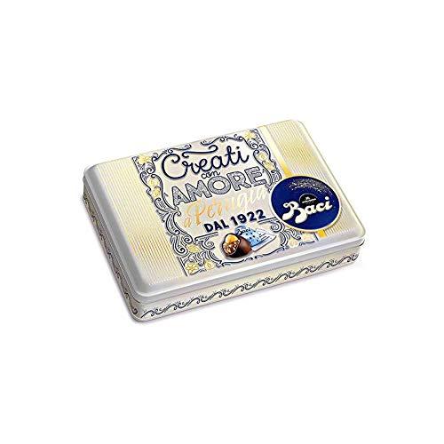Caja Lata Baci Perugina Classici 125 gr