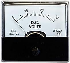 ST45-30V 30V DC Volt Panel Meter - 9319236012505