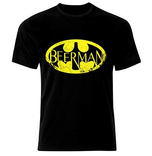 The Beerman Beer Bier Bière Funny T-shirt