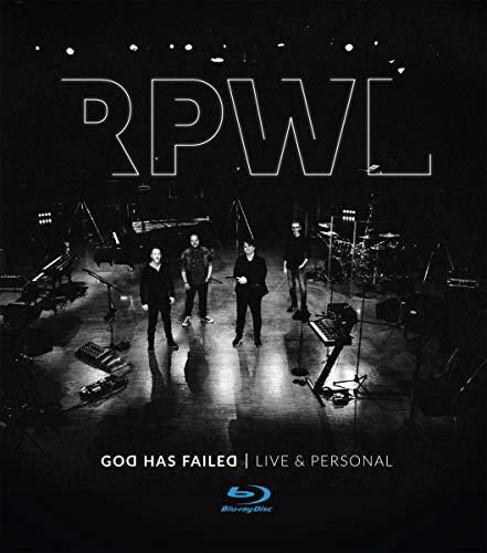 God Has Failed - Live & Personal