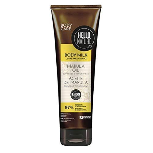 Hello Nature Hello Nature Marula Oil Body Balm (Bálsamo De Aceite De Marula) 250 Ml 250 ml