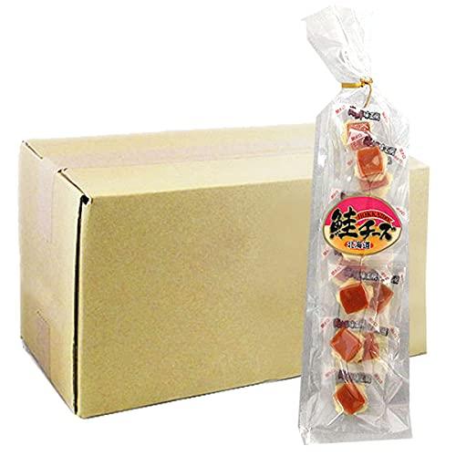 おつまみ お徳用 鮭チーズ 65g 1箱 20袋入り 国産 つまみ チーズ 鮭 さけ チーズ 個包装 お土産