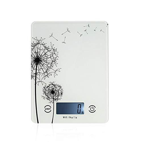 Electronic Kitchen Scale Style Moderne Blanc Baking De Mesure Cuisine 16 cm échelle