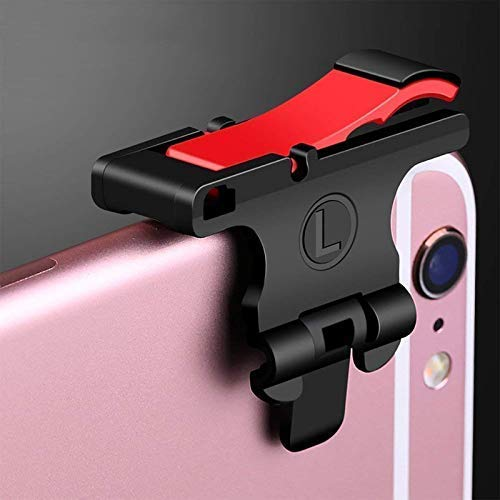 Silova PUBG Mobile Gaming TRIGGERS Comfortable Gaming with TRIGGERS Trending Fashion Gaming Trigger with Fire Button PUBG Shooter for All Smart Phones Now All Days.