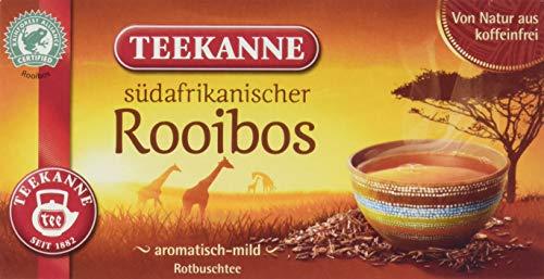 Teekanne Rooibos 20 Beutel, 35g