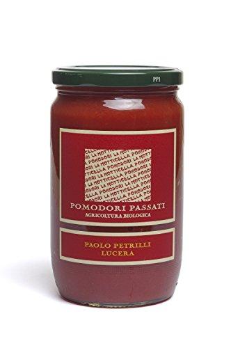 Pürierte Tomaten Bio Pomodori passati 720 ml. - La Motticella - Paolo Petrilli