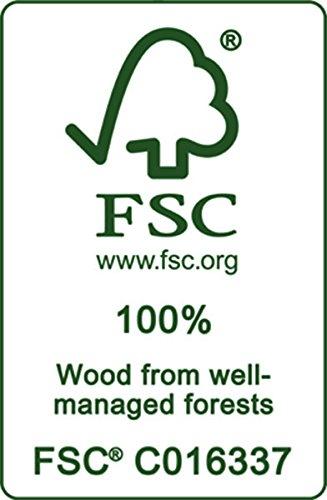 Quay Eule Holzkonstruktion Kit FSC