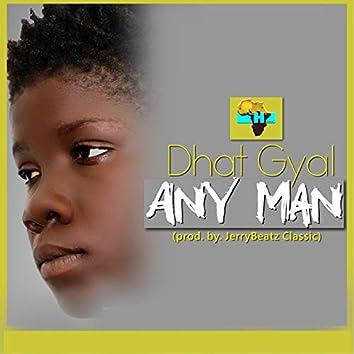 Any Man Na Man