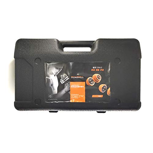 ZHYY Caja para mancuernas de 15 kg, 20 kg, 30 kg, caja...