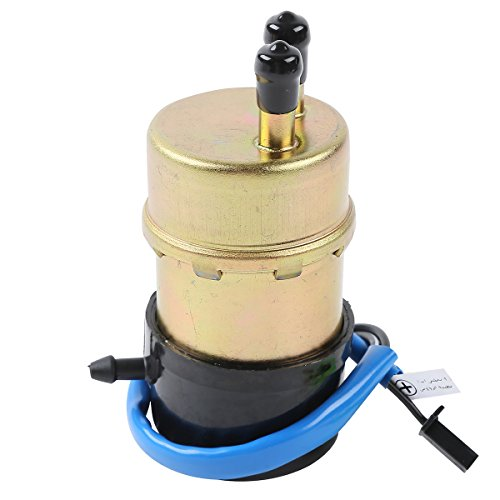 XMT-MOTO Fuel Pump Gas Electric fits for Kawasaki ZX6R 1995-2002,ZX7R 1996-2003,ZX7RR 1996-1997,ZX9R C E F 1998-2004,ZX900 1994-1997,ZX-9R 1994-2003