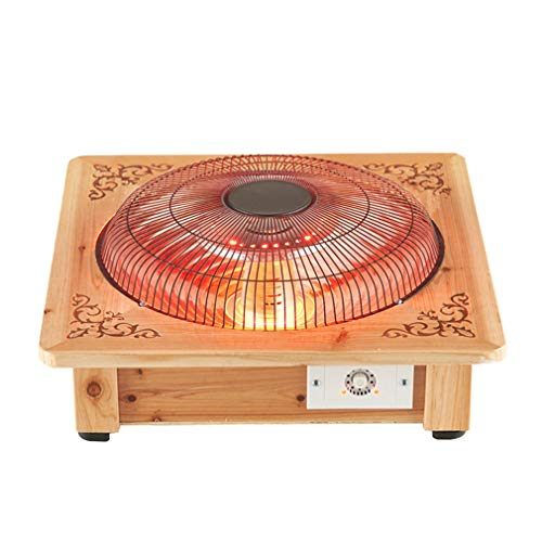 brasero electrico ahorro energia fabricante ALUS- Heaters