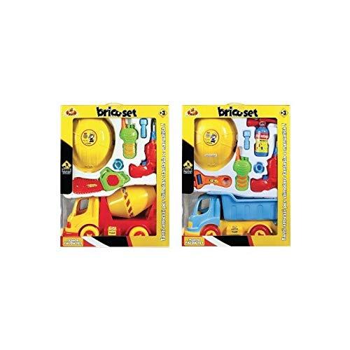 DE. CAR Werkbank 64 stuks doos met handvat 37 x 50 cm