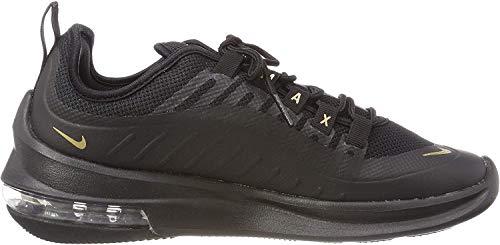 Nike Damen WMNS AIR MAX AXIS Fitnessschuhe, Schwarz (Black Metallic Gold 007), 40 EU