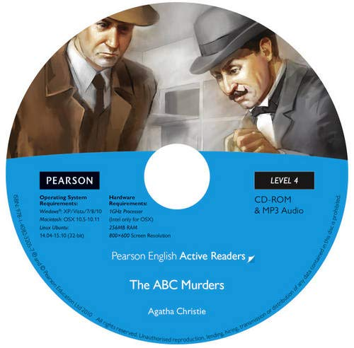 The ABC Murders, w. CD-ROM/-Audio: Industrial Ecology (Penguin Active Reading, Level 4)