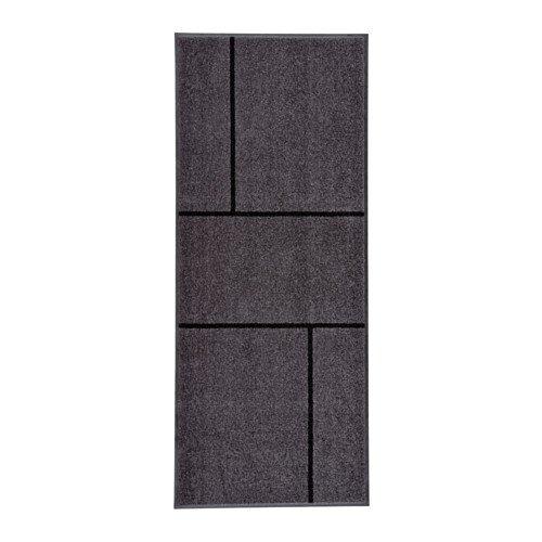 Ikea KÖGE Zerbino grigio, nero
