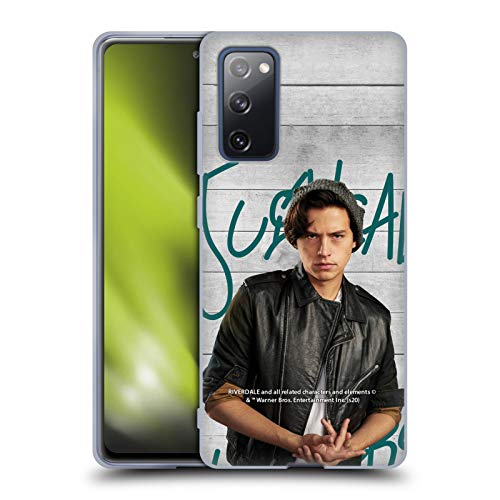 Head Case Designs Officially Licensed Riverdale Jughead Jones 3 Posters Soft Gel Case Compatible with Samsung Galaxy S20 FE / 5G