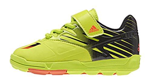 adidas Unisex-Kinder Messi EL I K Sneaker, Gelb (Yellow AF4052), 21 EU