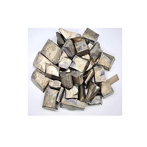 Titanium Metal, 99.99% Pure Titanium – Pieces Sized 25mm(1') or Smaller - 500 Grams