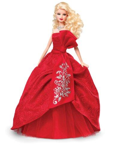 Barbie W3465 - Felices Fiestas (Mattel)