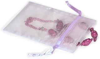 Lavendel Organza Taschen 12,7 x 17,8 cm mit Satin drawstrings10 Pack B00K4V1I8S  Feinbearbeitung