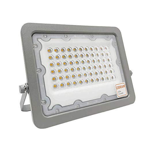Foco LED Exterior OSRAM 30W 50W 100W 150W 200W, IP65 Luz Natural...