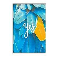 OUPAI 窓フィルム 静的な粘着性の非粘着性ウィンドウフィルム つや消しガラスフィルム色の羽毛日よけバスルームドアガラス装飾ウィンドウフィルムプライバシーカバー ガラスフィルム (Color : A, Size : 45x60cm)