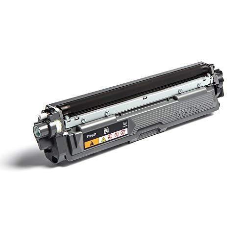 Brother Original Tonerkassette TN-241BK schwarz (für Brother HL-3140CW, HL-3170CDW, HL-3150CDW, DCP-9020CDW, MFC-9140CDN, MFC-9330CDW, MFC-9340CDW)