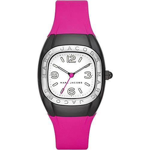 Marc by Marc Jacobs Damen-Uhren Analog Quarz One Size Pink 32001446