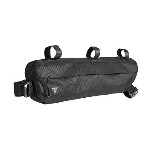Topeak Unisexe Adulte Midloader 6L Sac de Cadre Noir Taille Unique