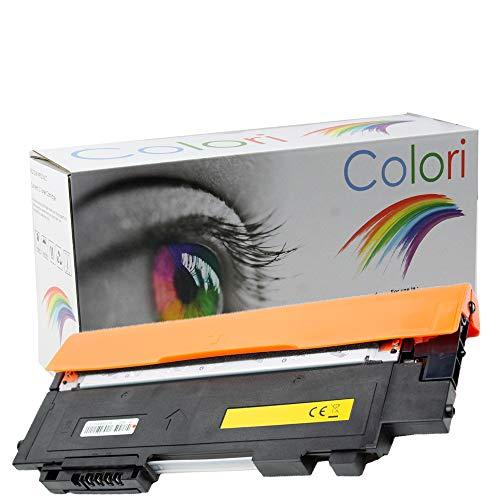 Alternativ Toner für HP 117A W2072A Gelb für HP Color Laser 150 150a 150nw MFP 178 178nw 178nwg 179 179fnw 179fwg von Colori