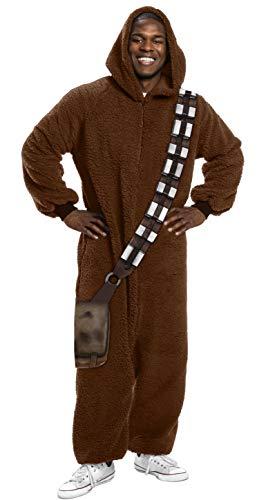 Rubie's Star Wars Classic Adult Chewbacca Kostüm Jumpsuit - - Small