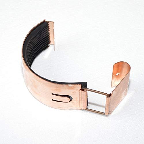 Dachrinnenverbinder Rinnenverbinder Dachrinne 6,7,8 tlg. 250,280,333 Kupfer (6-tlg./333)