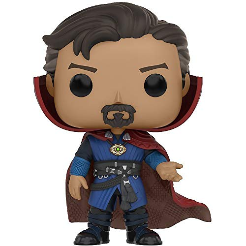 Funko - POP! Bobble Coleccion Marvel - Figura Doctor Extrano (9744)