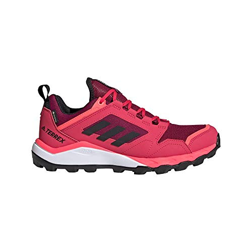 adidas Terrex Agravic TR GTX W, Zapatillas de Running para Mujer, ROSINT/NEGBÁS/FTWBLA, 38 EU