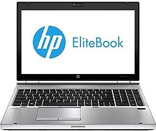 "HP Elitebook 8570p Laptop Intel Core i5 3320m 2.67Ghz 8GB Ram 500GB HDD DVD 15"" Display Webcam WiFi Bluetooth Windows 10 (..."