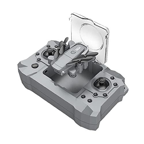 Sanfiyya Mini Drone Quadcopter Plegable con cámara HD 1080P KY905 Drone Juguete Una tecla Retorno Fotografía aérea Quadcopter Juguete Mando a Distancia para Adultos Niños Equipos electrónicos General