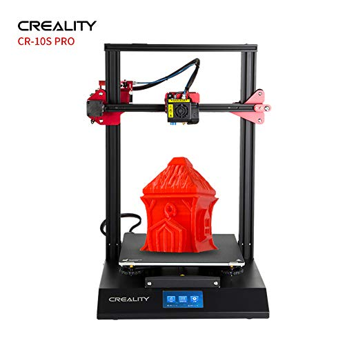 Creality 3D Printer Upgraded CR-10S Pro with Auto-Level, Touch Screen,...