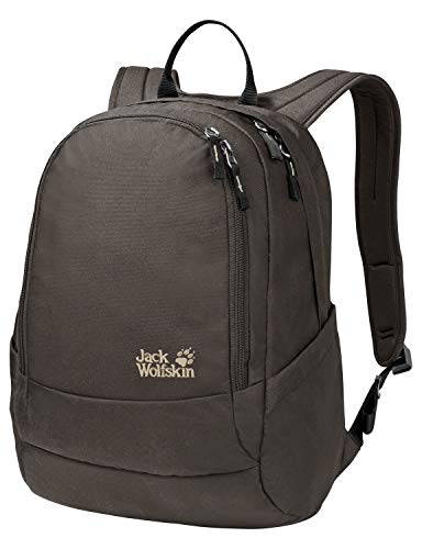 Jack Wolfskin Perfect Day bequemer Daypack, Brownstone, ONE Size