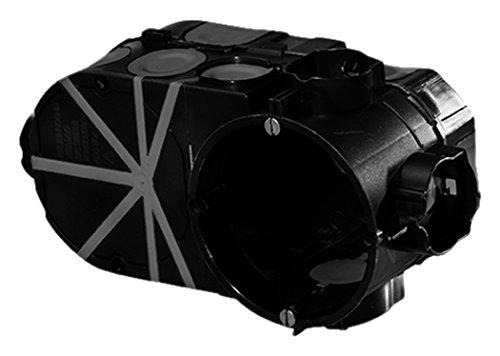 f-tronic Unterputz-Elektronikdose, Winddicht, 67mm tief, E550, Inhalt: 10, Stück