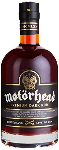 Motörhead Premium Dark Rum, 0.7 l