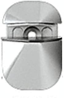 Best crl chrome adjustable glass shelf bracket pair Reviews