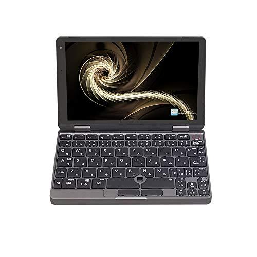 FFF 8インチ 日本語キーボード 指紋認証センサー UMPC フルメタルボディ採用 Windows 10 Pro Intel Pentium Silver N5000 ストレージ128GB タッチディスプレイ 超小型ノートPC 安心の国内サポート MAL-FWTVPCM1