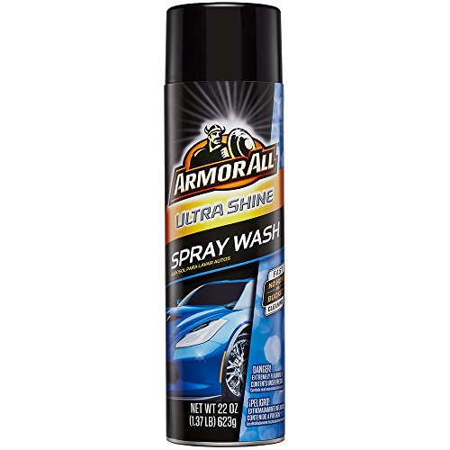 Armor All Car Wash & Wax Spray Bottle, Cleaning...