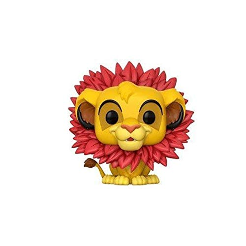 Group7 Funko Pop Movie : The Lion King - Simba 3.9inch Vinyl Gift for Boys Cartoon Fans Toys