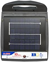 Fi-Shock ESP10M-FS 10-Mile Solar Powered Low Impedance Electric Fence Energizer