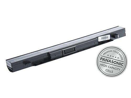 AVACOM Li-On accu met hoge capaciteit 14,4V 2900mAh voor Asus X550, K550 zwart