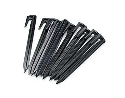 Husqvarna Automower 583973401 Boundary Wire Staples, 100 Pack