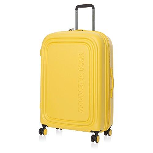 Mandarina Duck Logoduck+ 4-Rollen-Trolley 75 cm