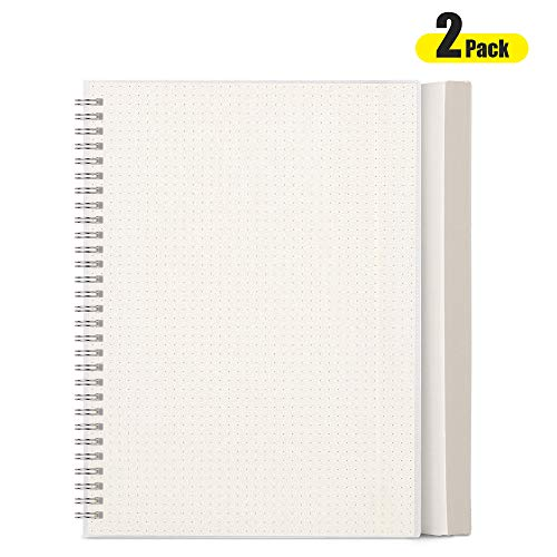 Top bullet journal large thick paper for 2020