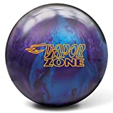 Brunswick Vintage Vapor Zone Bowling Ball Purple/Blue Pearl, 13
